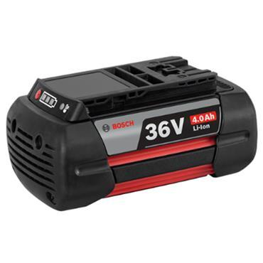 Bosch 1600Z0003C GBA 36V 4.0Ah Professional Battery Pack, 1 x 4.0Ah Batteries