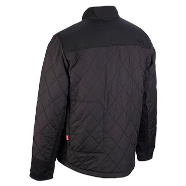 Milwaukee M12HJP-0 M12 Heated Hybrid Puffer Jacket - Black