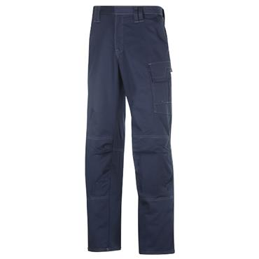 Snickers 3863 Service Line Tool Pocket Trousers - Navy