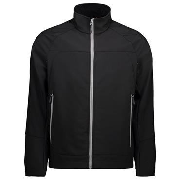 Tranemo 0868 Functional Softshell Jacket - Black