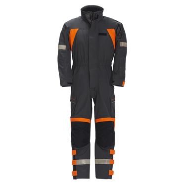 Skylotec BE-065 Goretex Highwork Overall - Navy/Orange