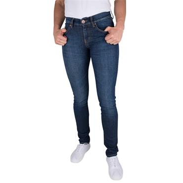 Snickers P51 Dunderdon Skinny Fit Denim Jean Trousers - Blue