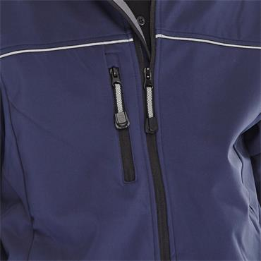 CITEC SSJN Soft Shell Jacket - Navy Blue