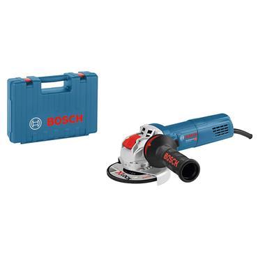 Bosch GWX 9-115 S 115mm 900 Watt Professional X-Lock Angle Grinder