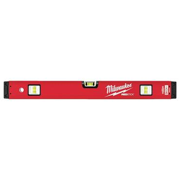 "Milwaukee MLBX24 24"" Redstick Aluminium Box Level"