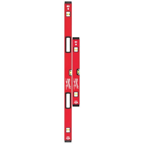 Milwaukee MLBXJBM Redstick Magnetic Box Level Jamb Set