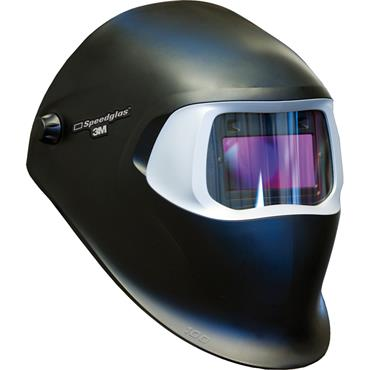 3M Speedglas 100 Welding Helmet - Black