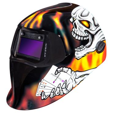 3M 751720 Speedglas 100 Aces High Welding Helmet