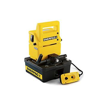 ENERPAC  110v Electric Hydraulic Pump, PUJ1400B