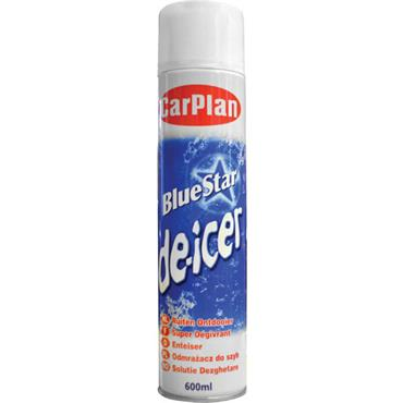 CarPlan 90406 600ml Blue Star De-Icer Aerosol