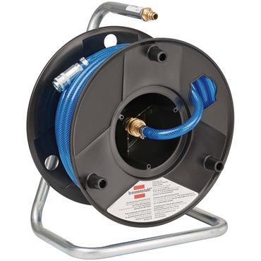 Brennenstuhl 1127033  Anti Twist Compressor Hose Reel with 20m hose