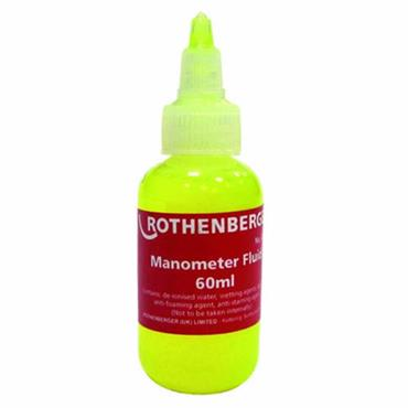 Rothenberger 67074 60ml Manometer Fluid