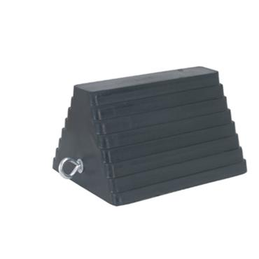 Sealey WC03 Rubber Wheel Chock 3.8kg - Single
