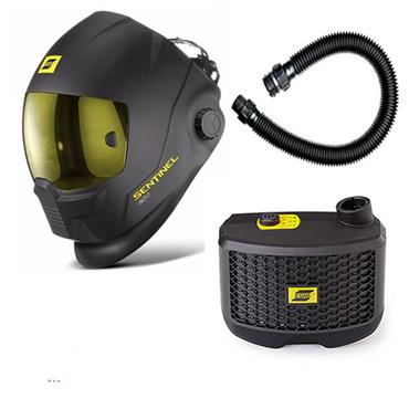 ESAB Sentinel PAPR  A50 For Air Welding Helmet Kit