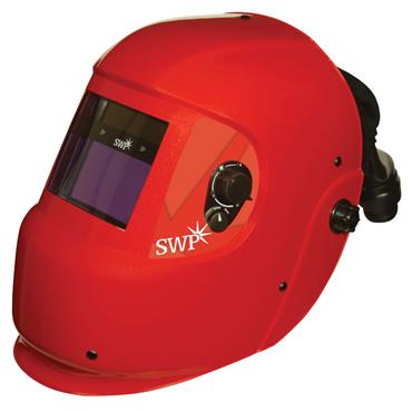 SWP 3044 Proline Air Fed Welding Helmet and PAPR Combination with Bag
