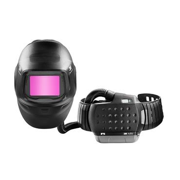3M Speedglas 617839 G5-01 Adflo Welding Helmet with G5-01VC Filter and Consumable Starter Kit