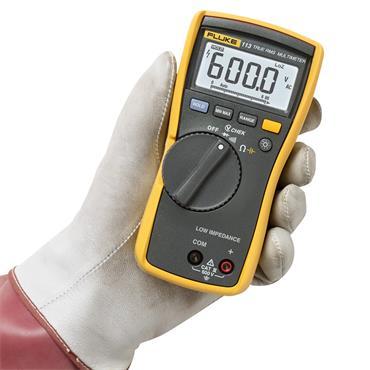 Fluke 113 True-RMS Utility Digital Multimeter