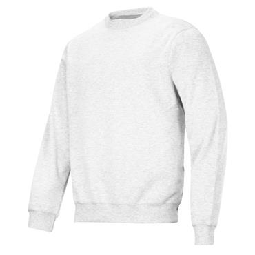 Snickers 2810 Painter's Classic Sweatshirt - White