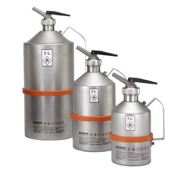 ROTZMEIER Stainless Steel Dispensing Safety Cans