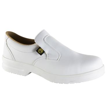CITEC E311 S1 ESD White Safety Shoes