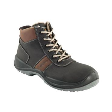 Exena Creta S3 SRC Composite Black/Brown Safety Boots