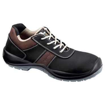 Exena Cipro Composite S3 SRC Black/Brown Safety Shoes