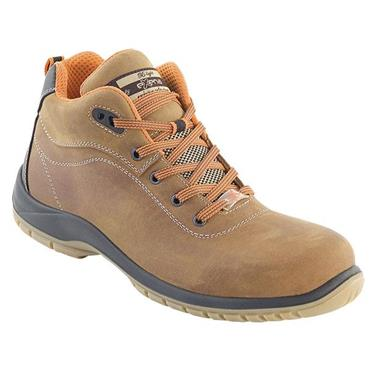 Exena Crono S3 SRC Composite Brown Safety Boots