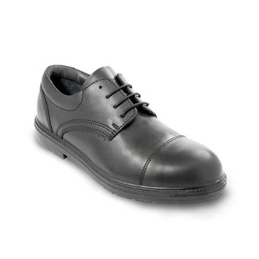 Lavoro Cambridge S3 Executive Style Black Safety Shoes