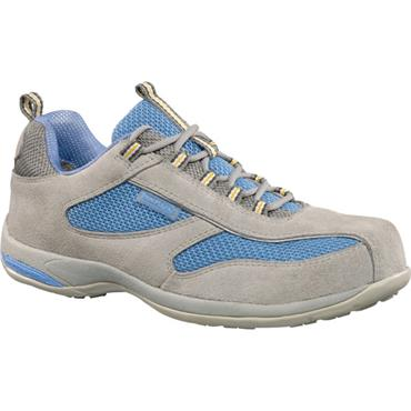 CITEC Antibes S1 SRC Grey Ladies Safety Trainers