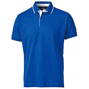 Dickies DT2000 22 Anvil Polo Shirt - Blue