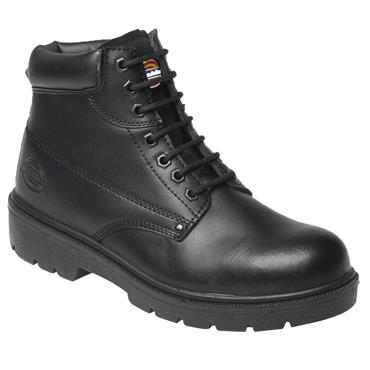 Dickes FA23333 Antrim S1P Black Safety Boots
