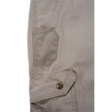 Carhartt B342 Cotton Rip-Stop Workwear Trousers - Desert