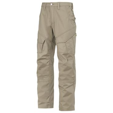 Snickers 3393 Rip-Stop Utility Trousers - Khaki
