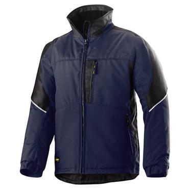Snickers 1119 Craftsmen Winter Jacket - Navy