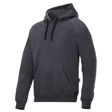 Snickers 2800 Classic Hoodie - Steel Grey