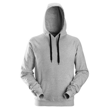 Snickers 2800 Classic Hoodie - Grey