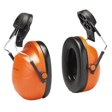 3M Helmet Mounted Earmuff Assembly for Versaflo
