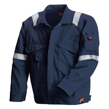 Redwing 62130 53 Temperate Flame Resistant Jacket - Navy Blue