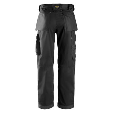 Snickers 3311 CoolTwill Craftsmen Trousers - Black
