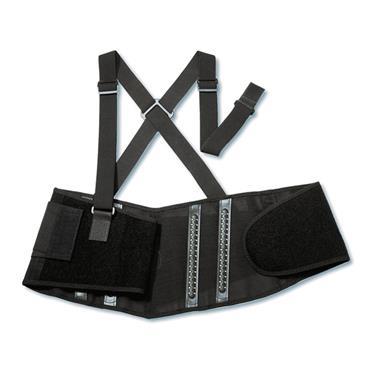 Ergodyne 2000SF ProFlex High-Performance Spandex Back Support - Black