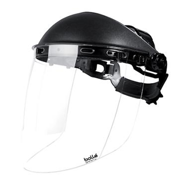 Bolle SPHERPI Sphere Safety Face Shield - Clear