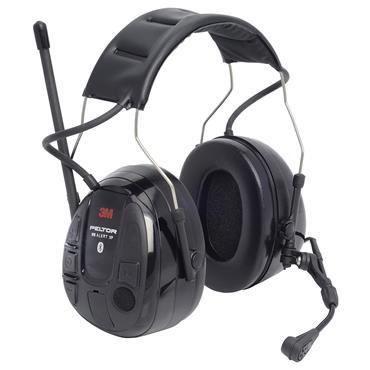 3M Peltor MRX21A2WS6-ACK WS Alert Bluetooth XP Headset