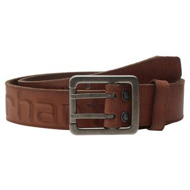 Carhartt 2217 Men's Logo Belt - Brown