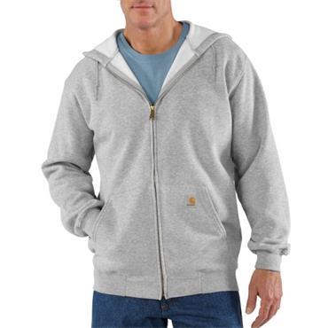 Carhartt K122 Midweight Hooded Sweatshirt - Heather Grey