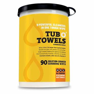 CITEC TW90 Tub O' Towels Cleaning Wipes Pack of 90