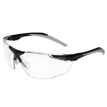Bolle UNIPSI Universal Safety Glasses - Clear