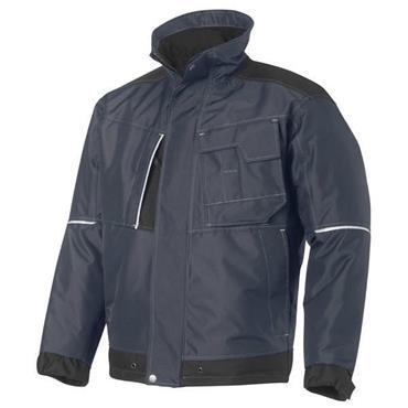 Snickers 1188 Waterproof Winter Jacket - Navy
