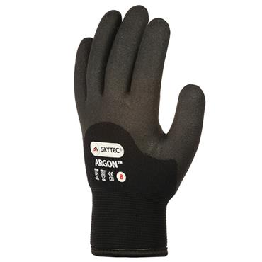 Skytec  Black Argon Thermal Gloves