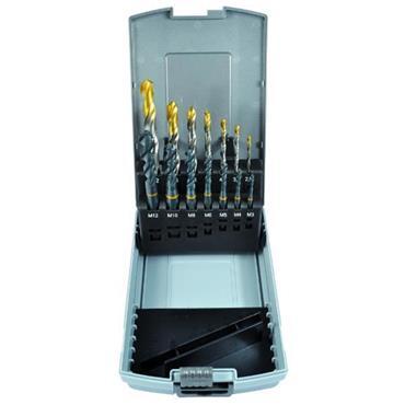 GUHRING 95734/000.000 Drill & Power Tap Spiral Flute Set
