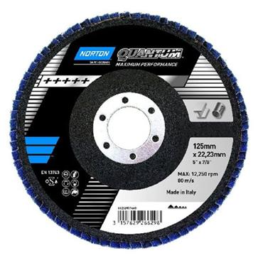 Norton R996 115mm Quantum Flap Disc